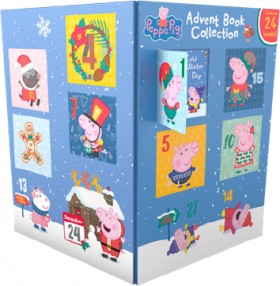 Peppa-Pig-Advent-Book-Collection on sale