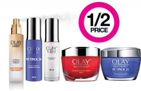 12-Price-on-Olay-Skincare-Range on sale