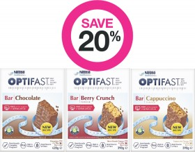 Save-20-on-Selected-Optifast-Products on sale