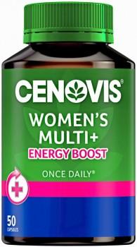 Cenovis-Womens-Multi-Energy-Boost-50-Capsules on sale