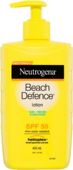 Neutrogena-Beach-Defence-Sunscreen-Lotion-SPF50-400ml on sale