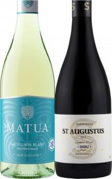 Matua-Sauvignon-Blanc-or-St-Augustus-750mL-Varieties on sale