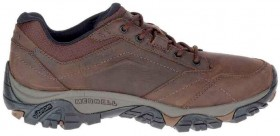 Merrell-Mens-Moab-Adventure-Lace-Low-Hiker-Brown on sale