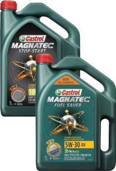 These-Castrol-5L-Magnatec-Engine-Oils on sale