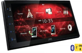 JVC-6.8-Touchscreen-Digital-Media-Player on sale
