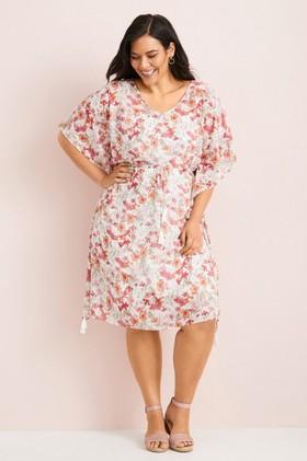 Sara-Kaftan-Dress on sale