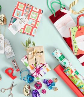 Christmas-Wrapping on sale