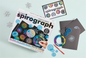 Spirograph-Scratch-and-Shimmer-Kit on sale