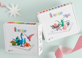 NEW-Hey-Clay-Dinosaur-and-Bugs-Set on sale