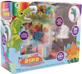 NEW-Kaleidoscope-Dino-Creative-Studio-Set on sale