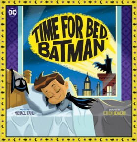 NEW-Time-for-Bed-Batman on sale