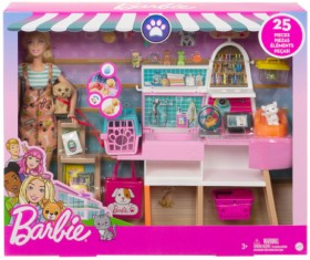 NEW-Barbie-Pet-Supply-Store on sale