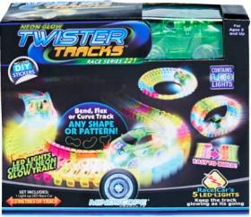 Twister-Tracks-Neon-Glow-Playset on sale