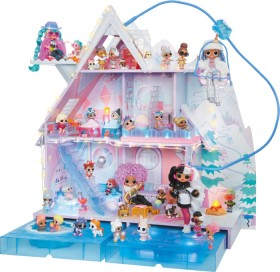 LOL-Surprise-Winter-Wonderland-Cottage on sale