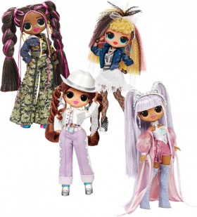 LOL-Surprise-Assorted-OMG-Dolls on sale