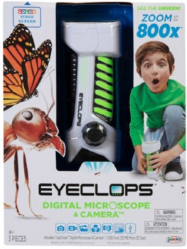 NEW-Eyeclops-Digital-Microscope-and-Camera on sale