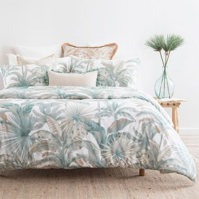 Musa-Quilt-Cover-Set-by-Habitat on sale
