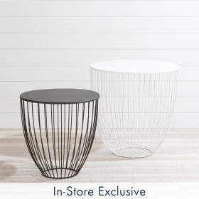 Crescent-Table-by-Aspire on sale