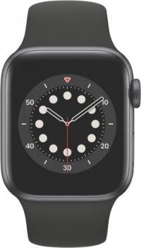 Apple-Watch-Series-6-GPS-40mm-Space-Grey-Aluminium-with-Black-Sport-Band on sale