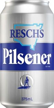 NEW-Reschs-Pilsener-Can-375mL on sale