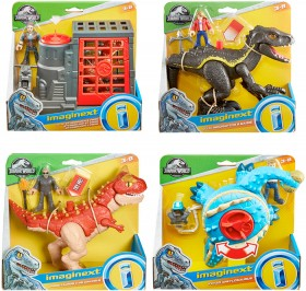 Assorted-Imaginext-Jurassic-World-Feature-Dino on sale