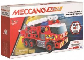 Meccano-Junior-Fire-Truck on sale