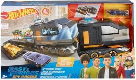 Hot-Wheels-Fast-Furious-Spy-Racers-Command-Hauler-Set on sale