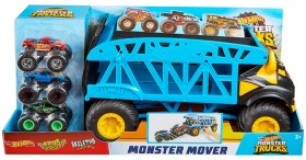 Hot-Wheels-Monster-Truck-and-Mover-Toy-Set on sale