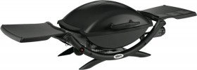 Weber-Q-LPG-Black on sale
