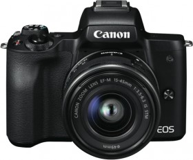 Canon-M50-Mirrorless-Camera-15-45mm-Lens-Kit on sale