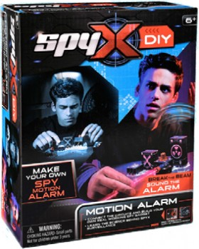 Spy-X-DIY-Motion-Alarm on sale