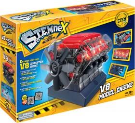 Stemnex-V8-Model-Engine on sale