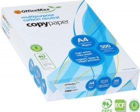OfficeMax-Multipurpose-Carbon-Neutral-Copy-Paper on sale