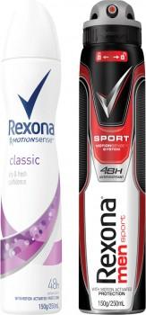 Rexona-Deodorant on sale